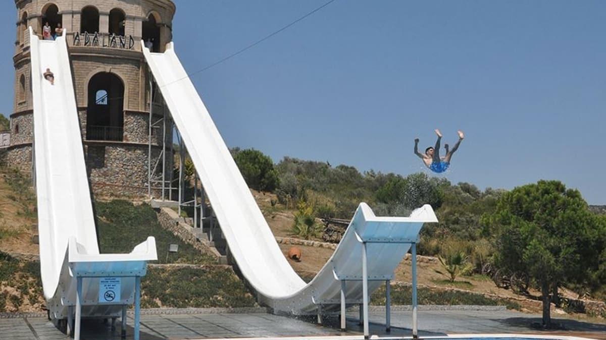 Tatilcileri heyecanlandıran gelişme... Su parkları açılıyor