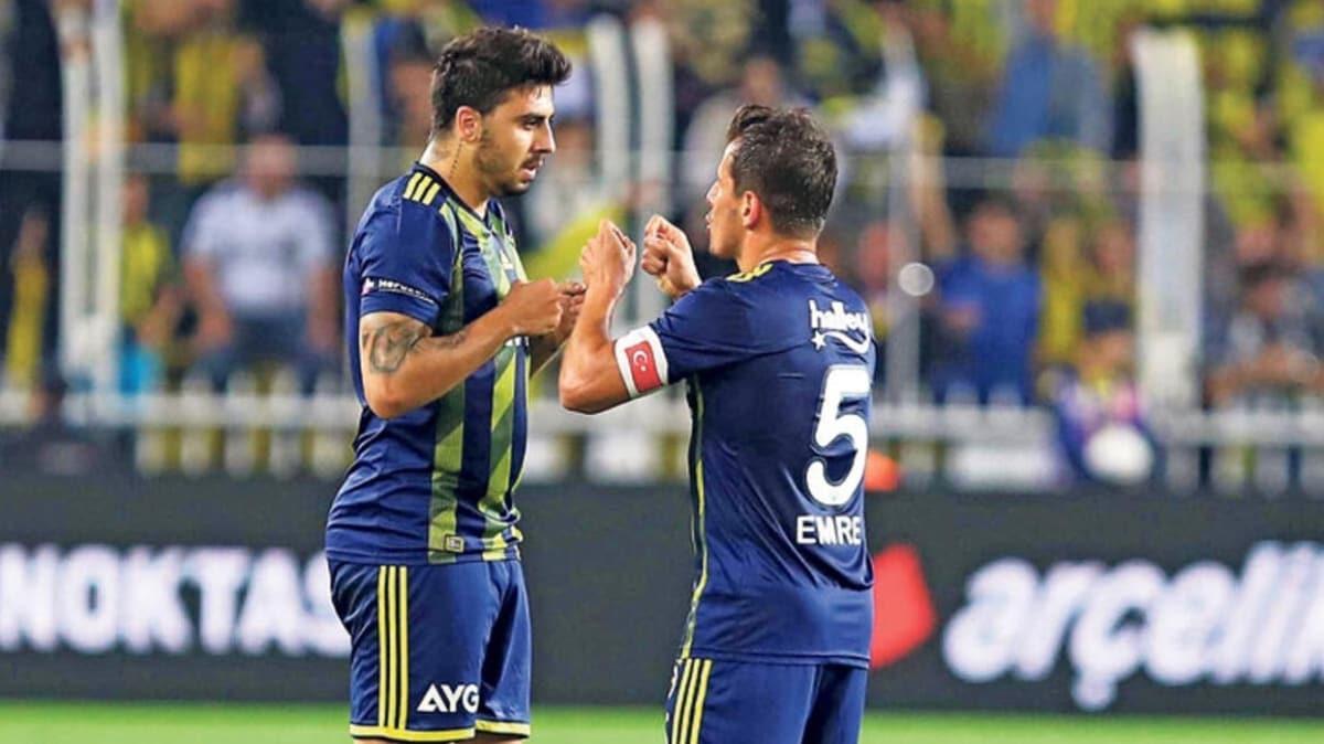 Ozan Tufan Fenerbahçe'deki en iyi sezonunu geçiriyor