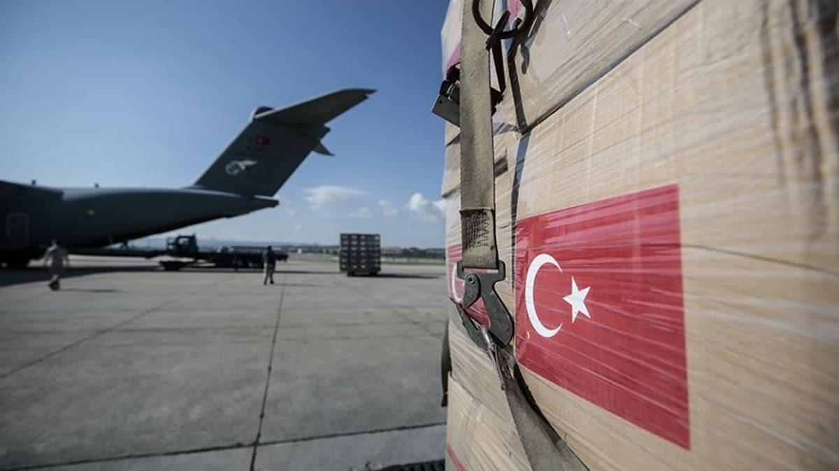 Başkan Erdoğan talimatı verdi... Türkiye'den Irak'a sağlık yardımı