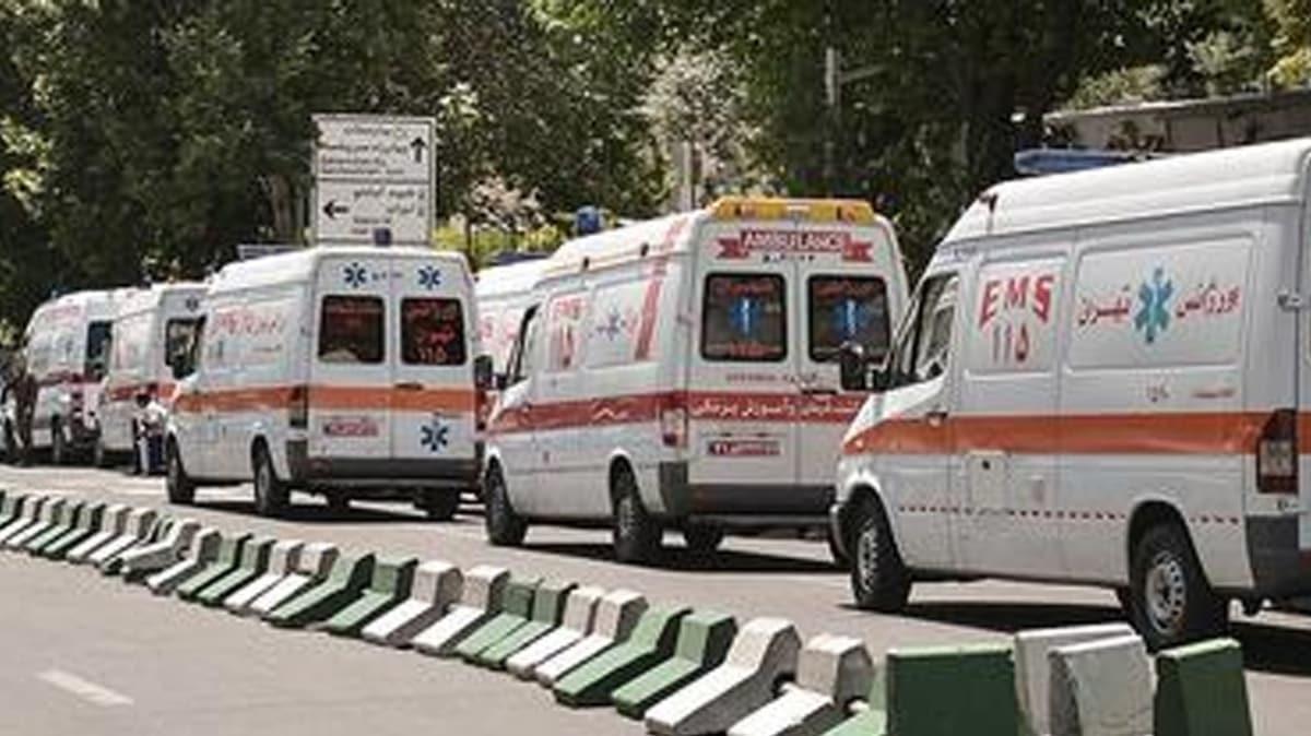 İran'da askeri araca bombalı saldırı