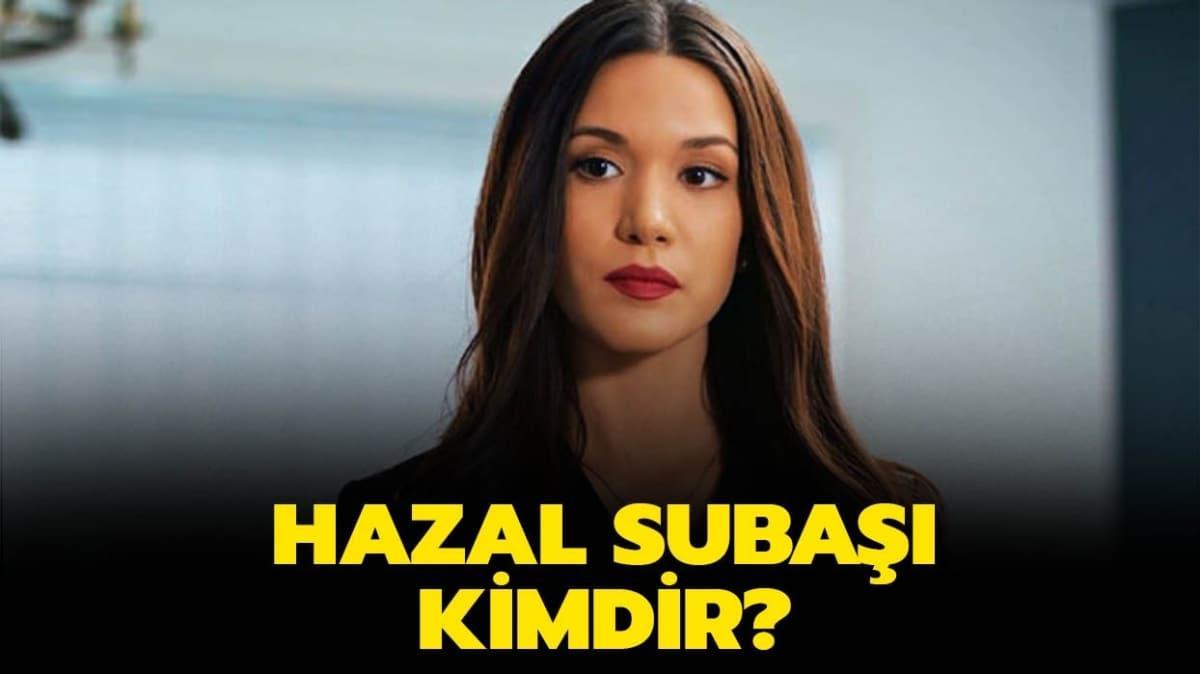 """Hazal Subaşı kimdir, kaç yaşında"""" Rıza Kocaoğlu'nun sevgilisi Hazal Subaşı nereli"""""""
