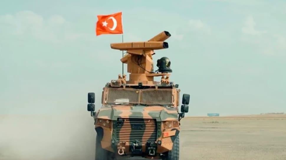 Savunma Sanayii Başkanı Demir paylaştı! İşte hava savunma sisteminin yeni üyesi SUNGUR!