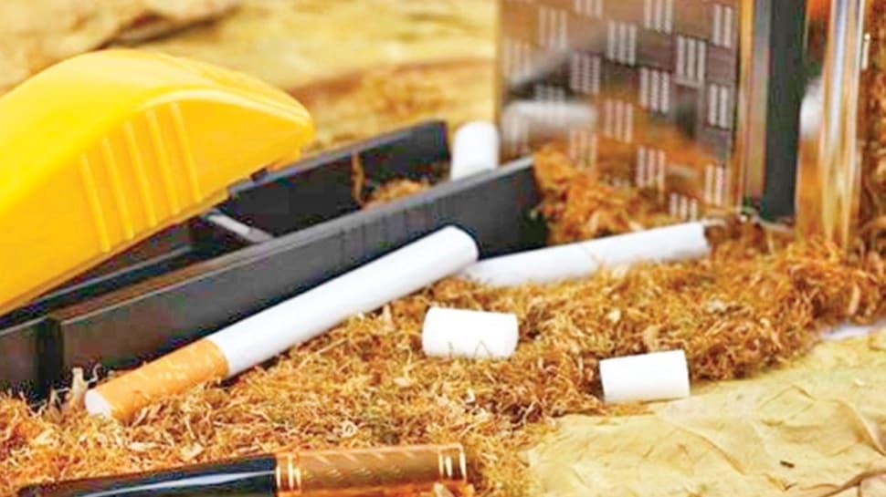 Sarma tütün satana hapis cezası yolda