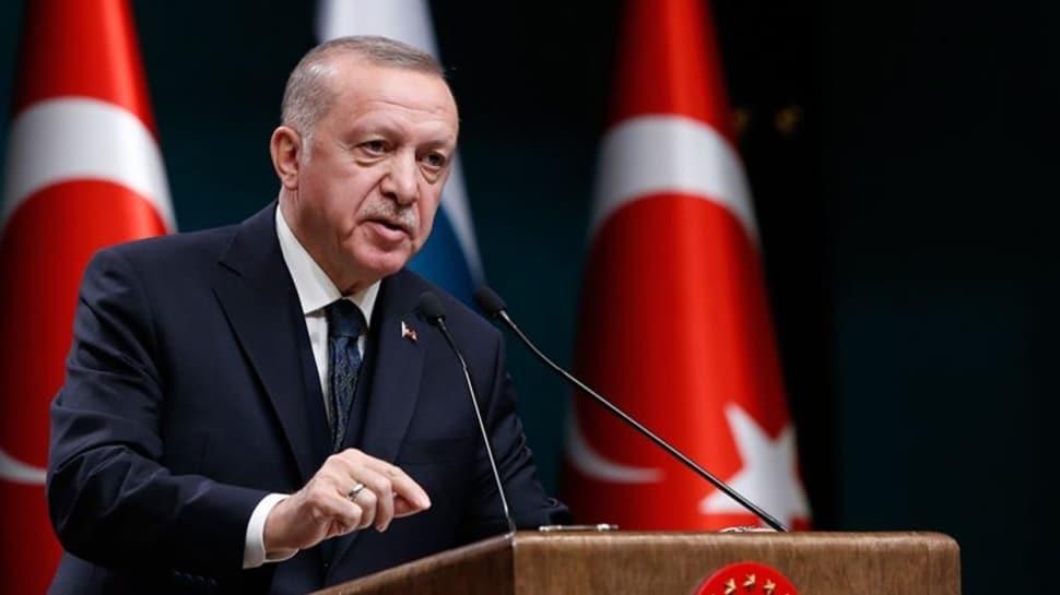 Başkan Erdoğan'dan muhalefete gönderme... Paylaşımdaki dikkat çeken dakika detayı