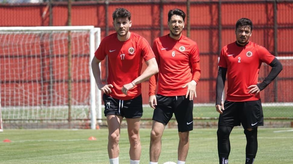 Gençlerbirliği, Yeni Malatyaspor maçının hazırlıklarını sürdürüyor