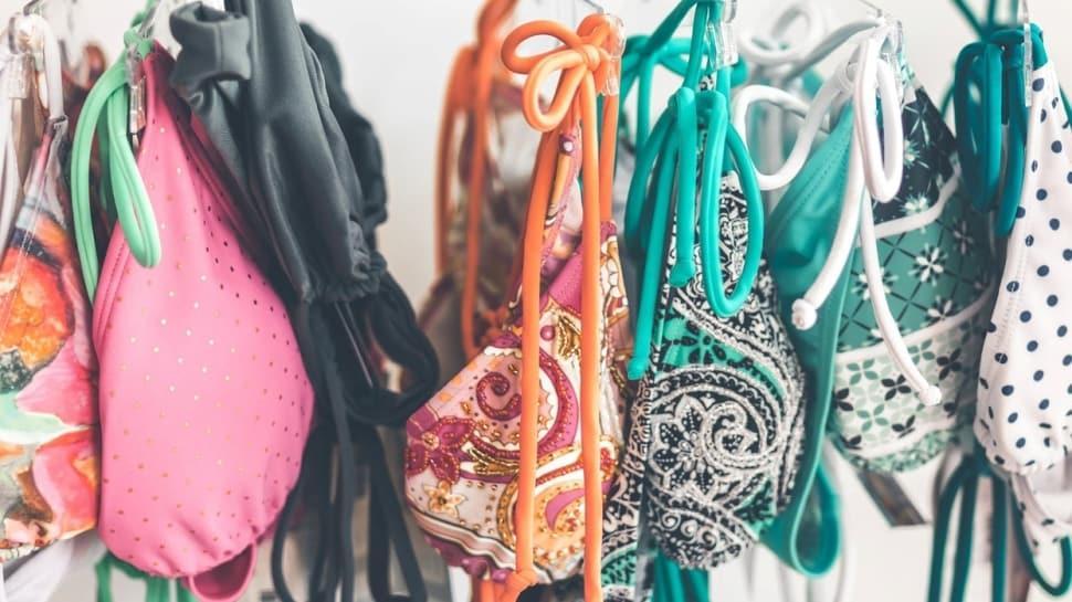 Yaz sezonunda trend mayo ve bikini renkleri: Sarı, turuncu, yeşil...