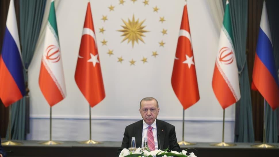 Başkan Erdoğan: Sergileyeceğimiz iş birliği Suriye'nin geleceğinde belirleyici olacak