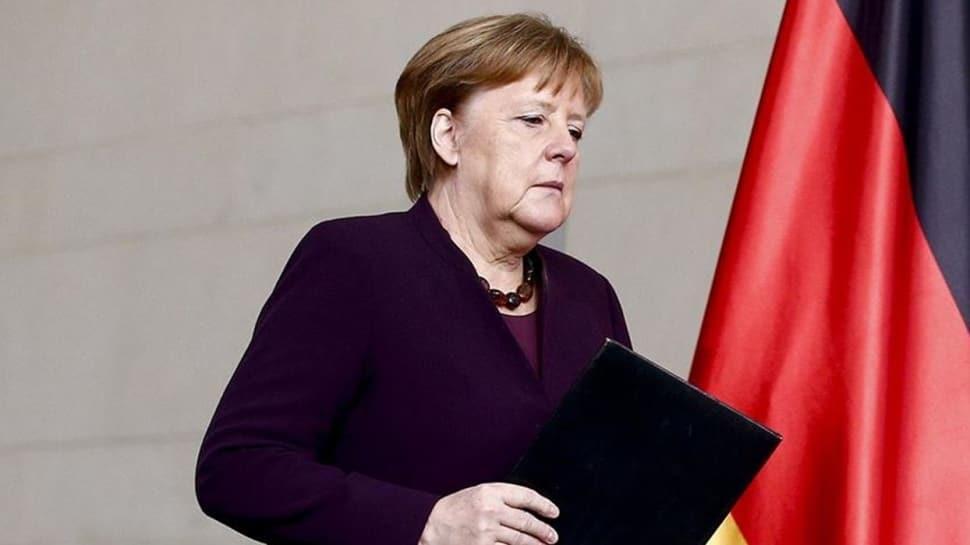 Almanya Başbakanı Merkel itiraf etti: Avrupa, tarihinin en zor döneminde!