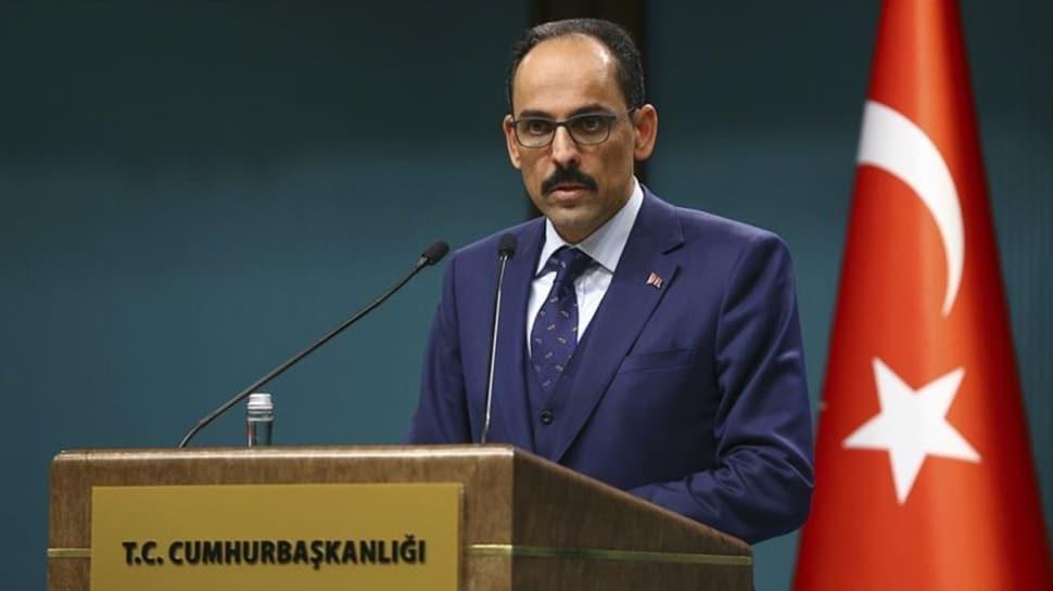 İbrahim Kalın'dan İsrail'e tepki: Türkiye, Filistin halkının yanında olmaya devam edecektir