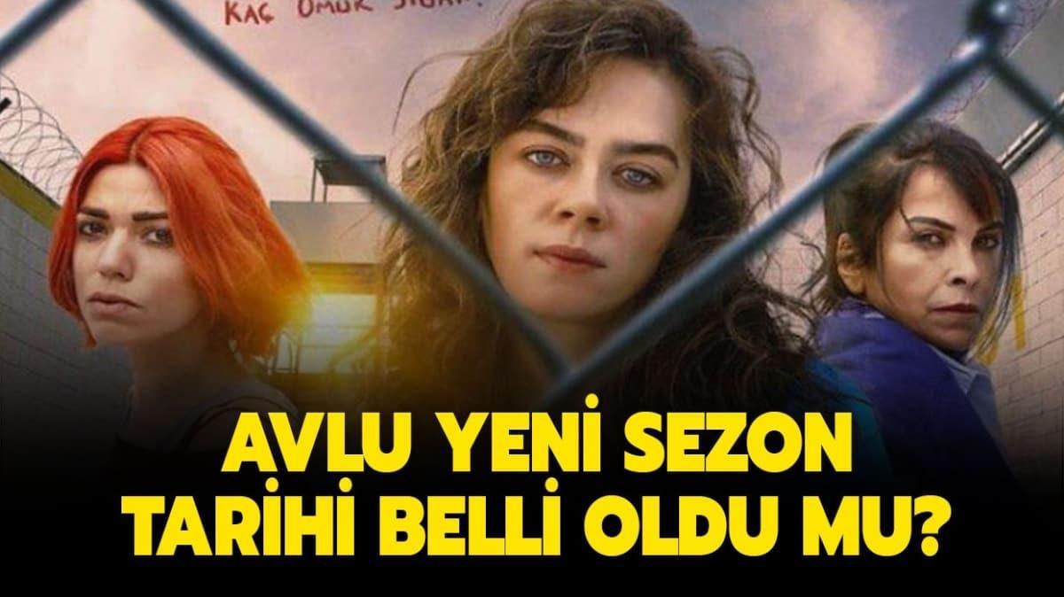 """Avlu yeni sezon ne zaman, tarihi açıklandı mı"""" Avlu Netflix fragmanı çıktı mı"""""""
