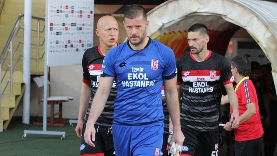 """Andrija Vukovic: """"Balıkesirspor'un Yusuf Hoca'ya ve ekibine yaptıklarından utanıyorum"""""""