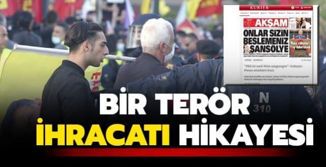Avusturya bir 'suçlu' yetiştirdi, Türkiye'ye ihraç etti!