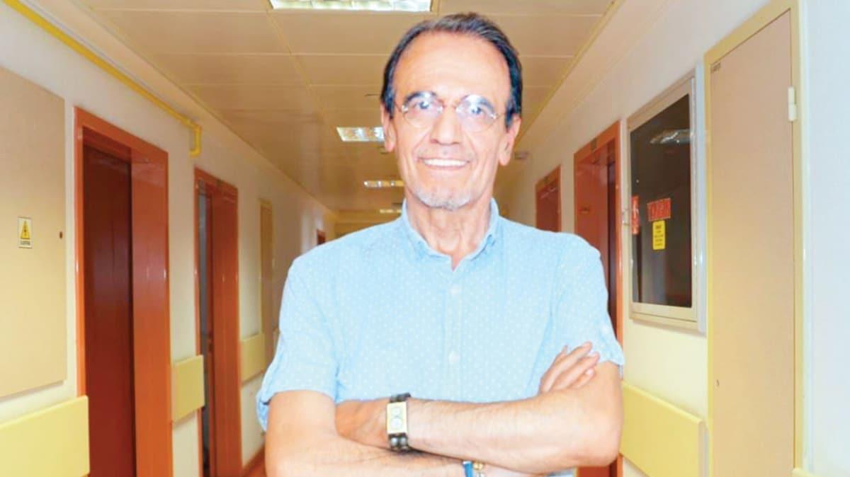 Bilim Kurulu üyesi Prof. Dr. Mehmet Ceyhan: Birinci dalgada daha kötüsünü beklemiyorum