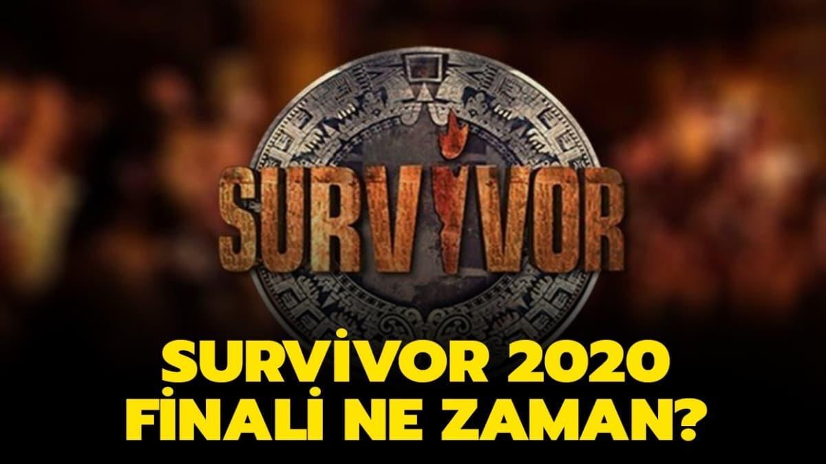 """Survivor 2020 finali ne zaman yapılacak"""" Survivor ne zaman bitecek"""""""