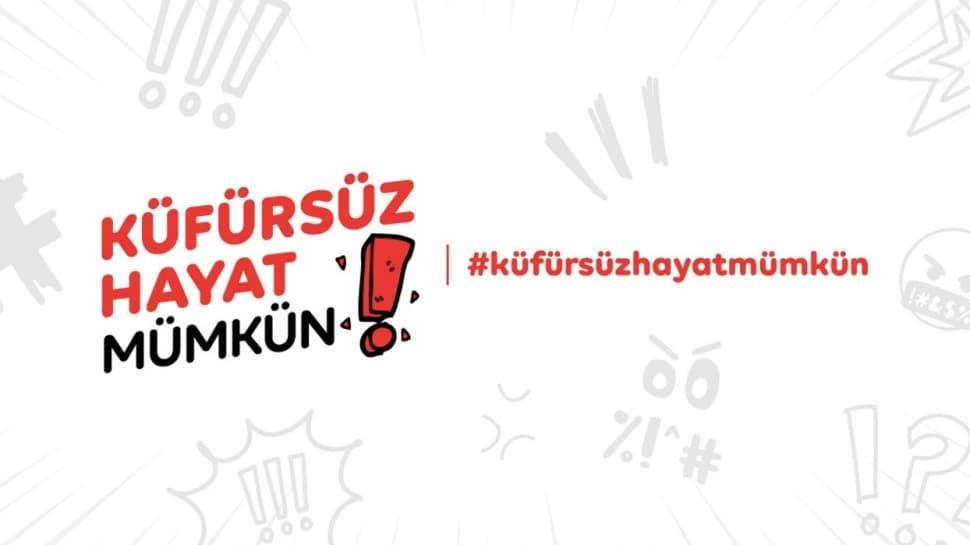 Başkentteki STK'lardan KADEM'in 'Küfürsüz Hayat Mümkün' kampanyasına destek