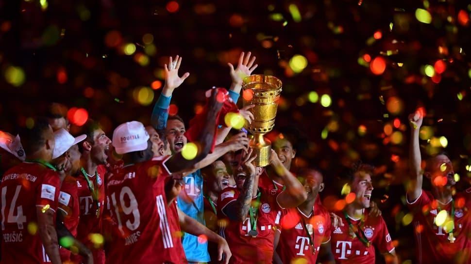 Almanya Kupası da Bayern Münih'in