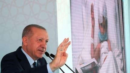 Başkan Erdoğan'den 4 yaşındaki Abdulkadir'le selamlaşma paylaşımı