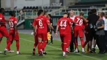 Gaziantep FK, Denizli'de güldü: 0-1