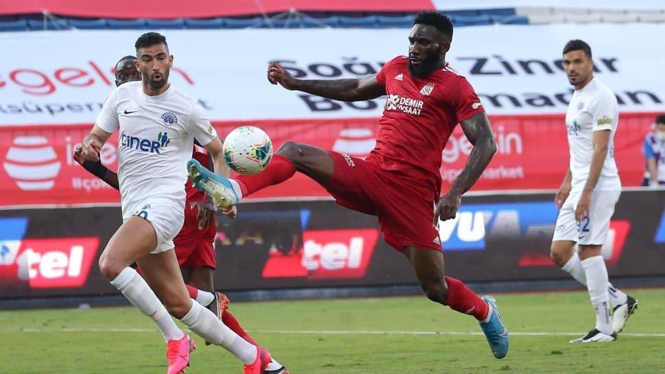 DG Sivasspor fırsat tepti: 0-0