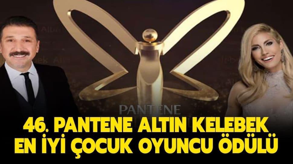 """Pantene Altın Kelebek en iyi çocuk oyuncu kim oldu"""" Pantene Altın Kelebek en iyi çocuk oyuncu adayları kimlerdi"""""""
