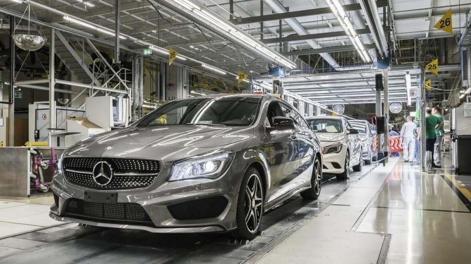 Mercedes, Çin'de bulunan 660 binden fazla aracını geri çağıracak