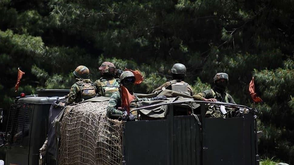 Hindistan-Çin arasındaki gerilimin arttığı Ladakh'ta dikkat çeken hareketlilik