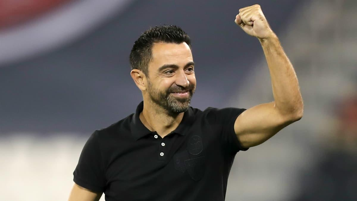 Xavi, Al Sadd ile sözleşme uzattı