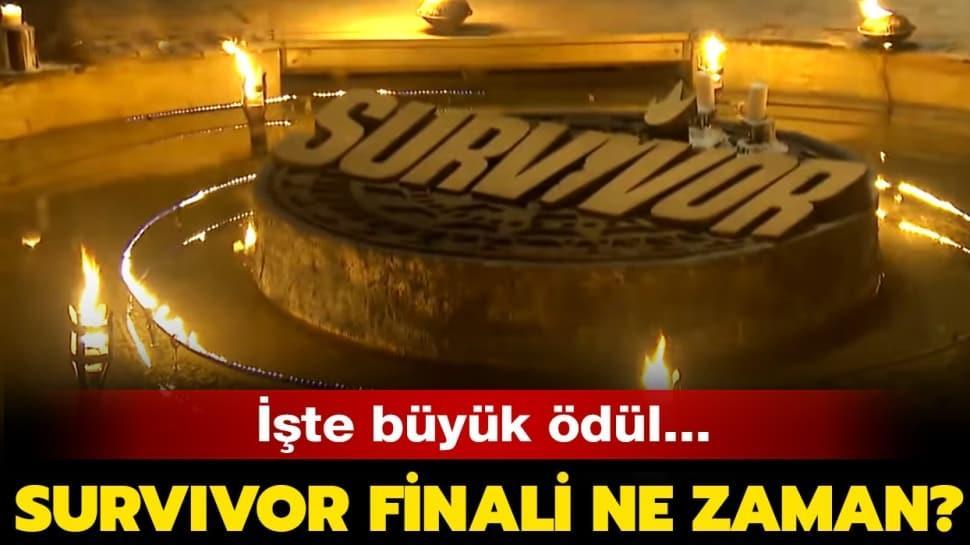 Survivor final detayları belli oldu