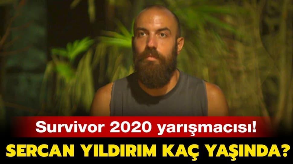 """Survivor'ın sevilen yarışmacısı Sercan Yıldırım'ın merak edilen hayatı! Survivor Sercan kaç yaşında ve nereli"""""""