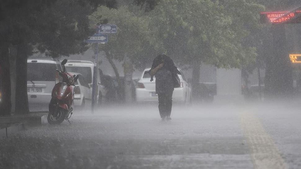 Meteoroloji il il uyardı... Sağanak yağış geliyor!