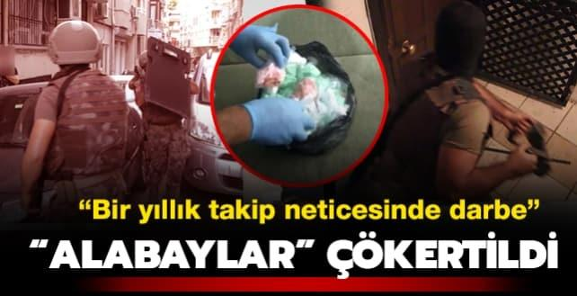 Bakan Soylu duyurdu! 'Alabaylar Çetesi' çökertildi