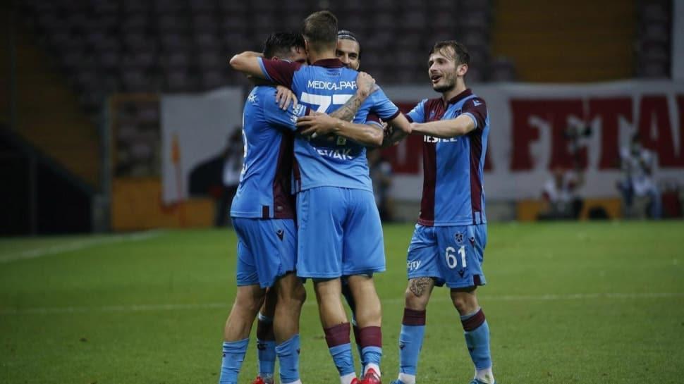 Trabzonspor, 36 yıl sonra ilke imza attı