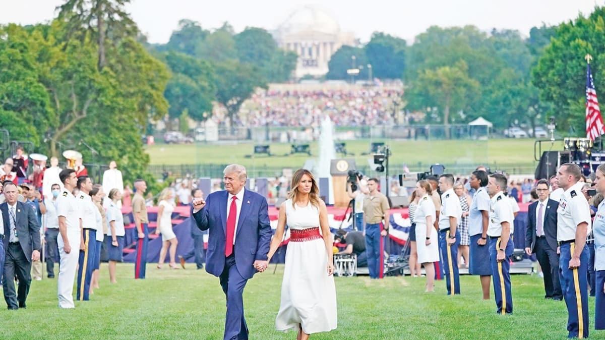Trump uçsuz bucaksız bir heykel parkı açacak