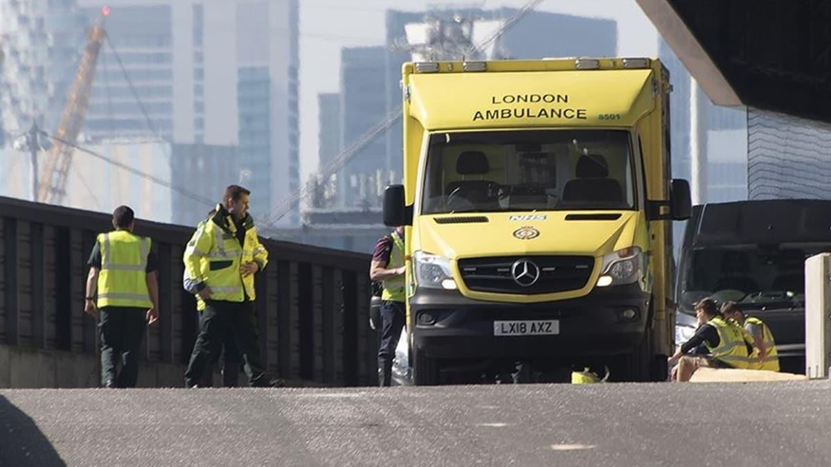 İngiltere'de koronavirüs nedeniyle ölenlerin sayısı 44 bin 236'ya çıktı