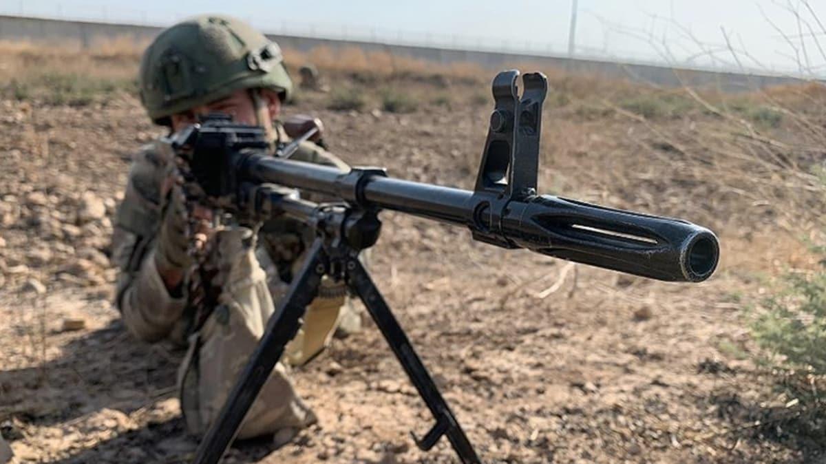 MSB açıkladı: 2 PKK/YPG'li terörist öldürüldü