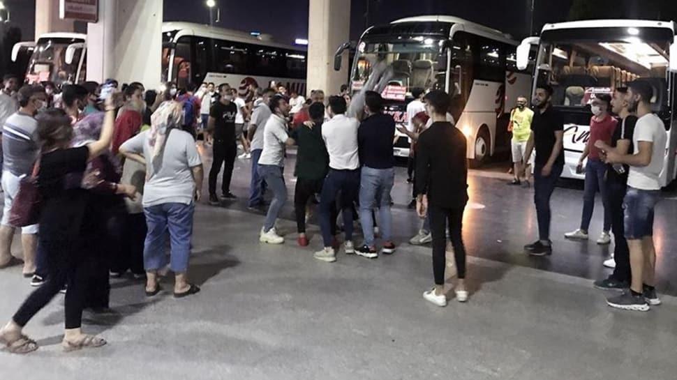 İstanbul'da asker uğurlamaya kısıtlama getirildi