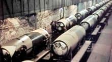 İran'dan korkutan açıklama! Basra'dan Umman'a kadar yer altı füzeleri