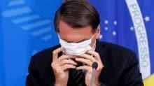 Son dakika... Brezilya Devlet Başkanı Bolsonaro koronavirüse yaka
