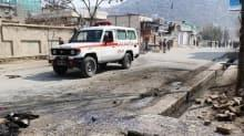 Afganistan'da bombalı saldırılarda 10 polis öldü