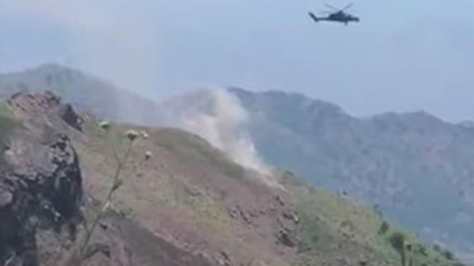 Türkiye sınırındaki stratejik Metina bölgesine Peşmerge konuşlandı