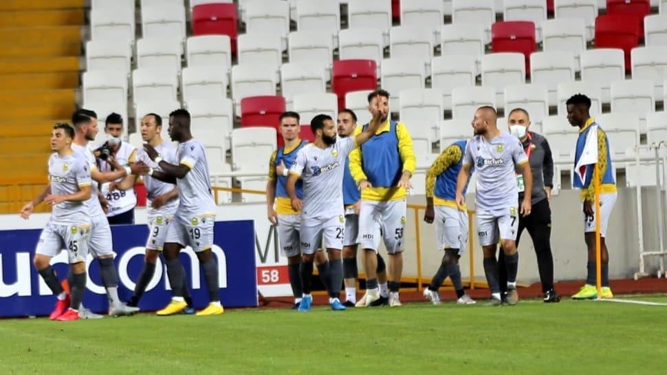 Sivasspor toparlanamıyor: 0-1