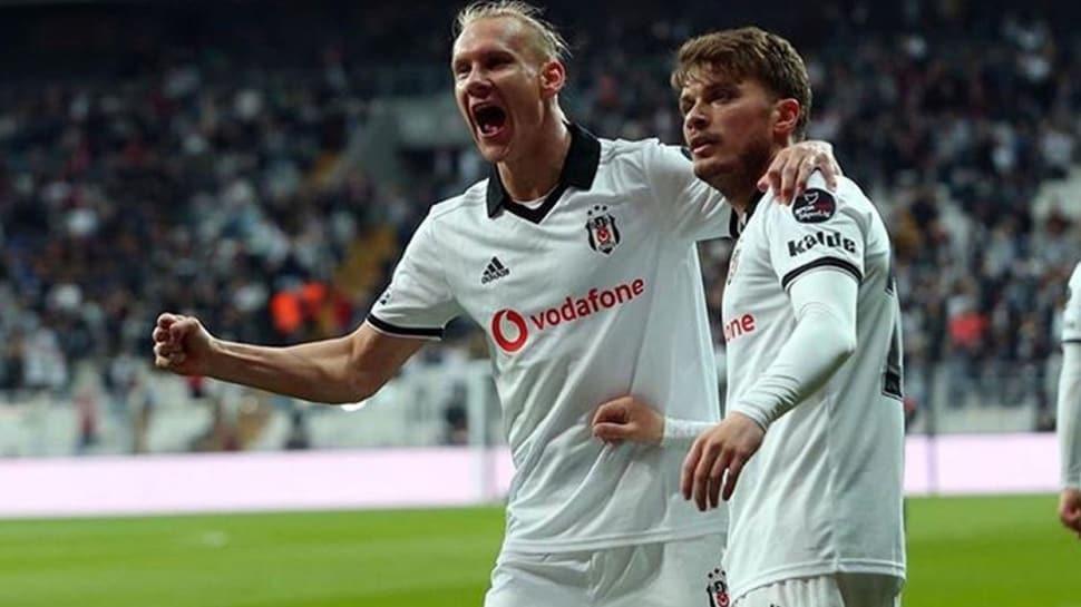 Beşiktaş'ın yıldızı Vida'dan kulübe ihtarname
