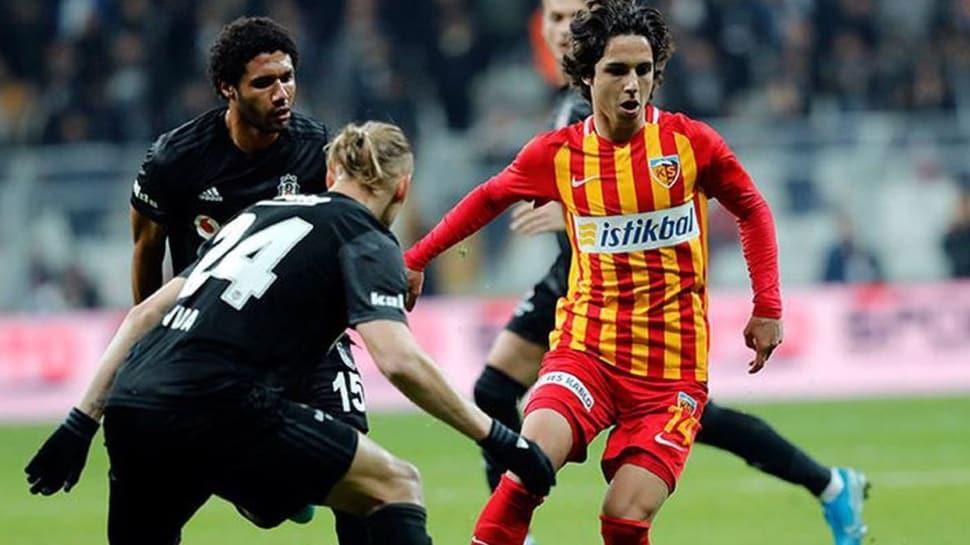 Beşiktaş Kayserispor'dan iki yıldızı kapmak istiyor