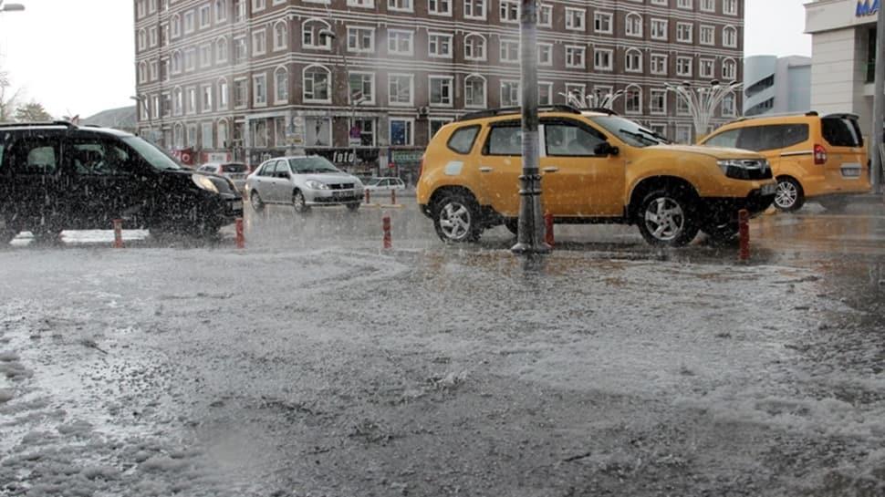 Doğu Anadolu'daki 4 il sağanak yağışa teslim olacak