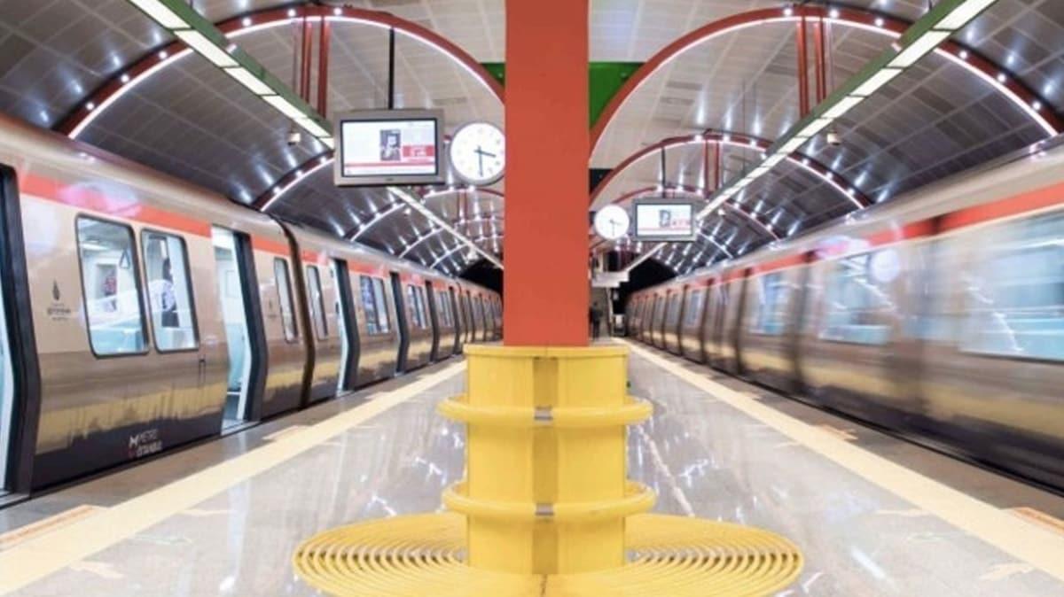 İstanbul Havalimanı metrosunda sona yaklaşıldı... İlkleri taşıyor
