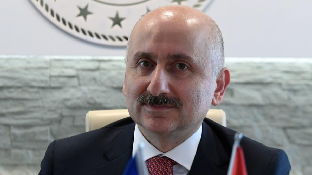 Bakan Karaismailoğlu, AB Delegasyon Başkanı Berger ile görüştü