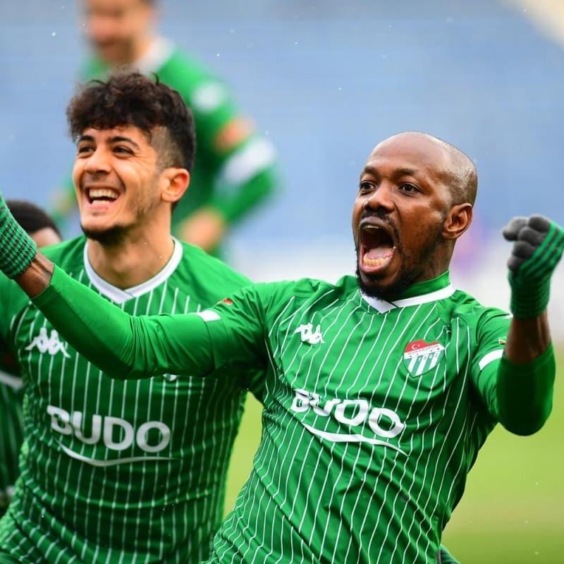 Bursaspor'u Süper Lig yolunda sırtlayan isim