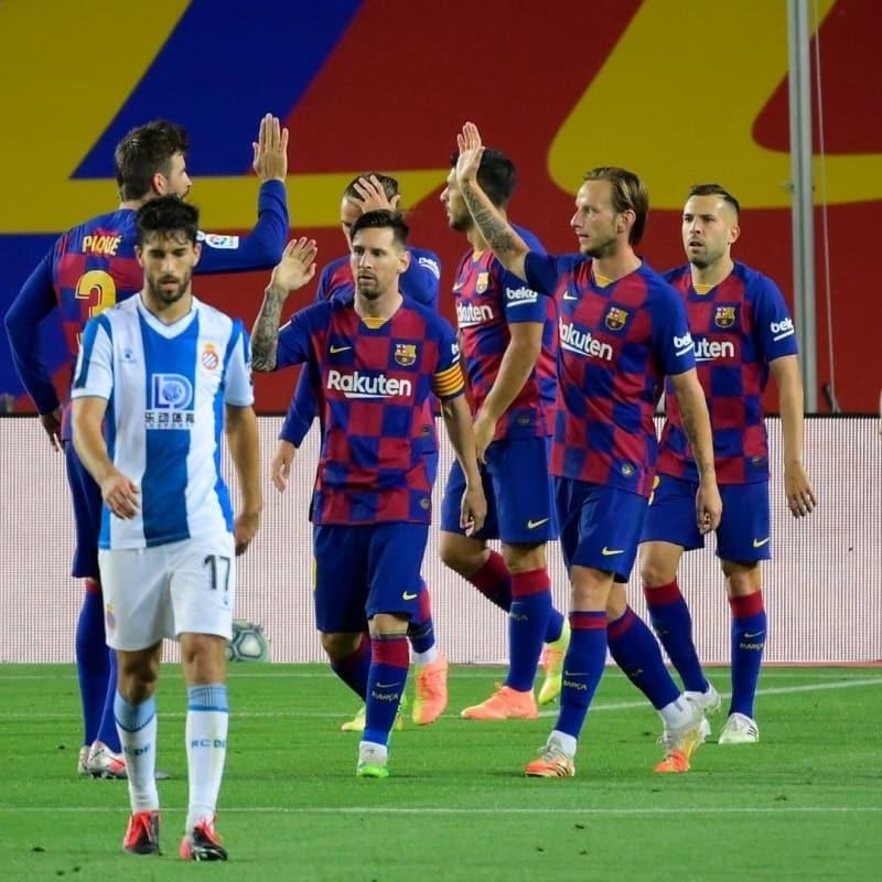 Barça tek golle aynı şehrin takımını kümeye yolladı