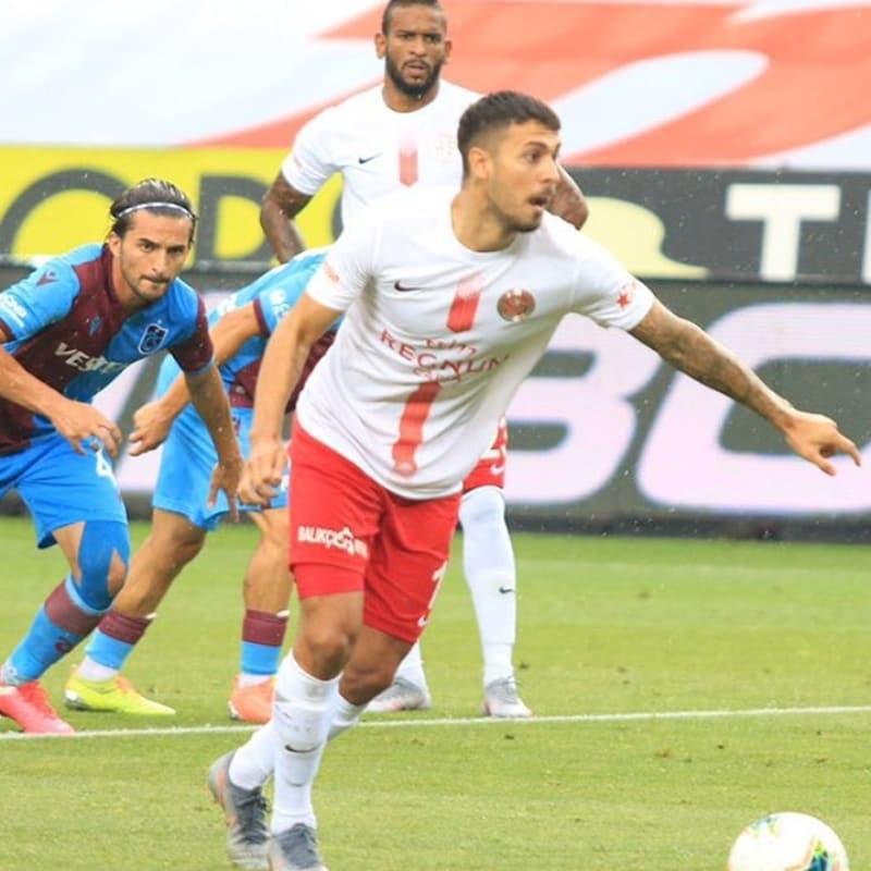 Antalyaspor, deplasmandaki 7 maçlık yenilmezlik serisiyle öne çıkıyor