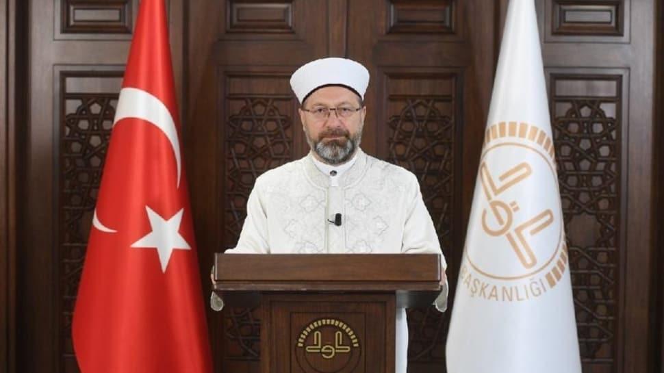 Diyanet İşleri Başkanı Erbaş'tan 81 il müftülüğüne koronavirüs talimatı